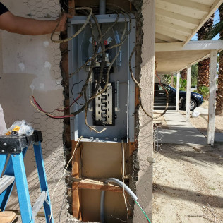electrical panel upgrade desert hot springs ca
